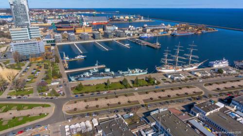 Gdynia - kwarantanna COVID-19