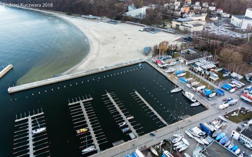 Przystań jachtowa Gdynia