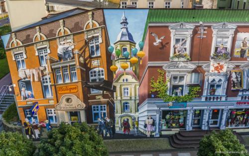 Słupsk - miasto murali